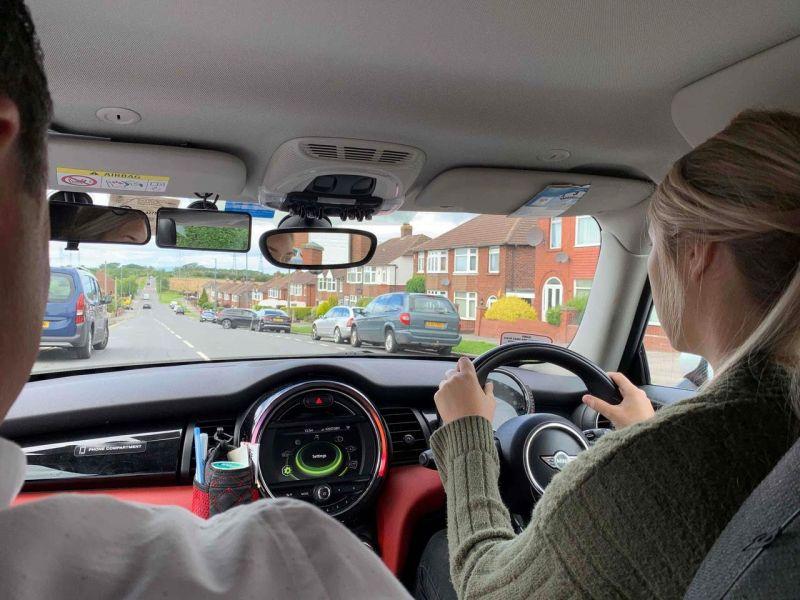 Lesson Voucher (On Road)